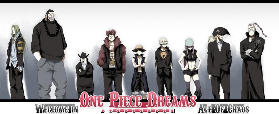 One Piece Dreams