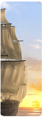 Navire à Clavinia