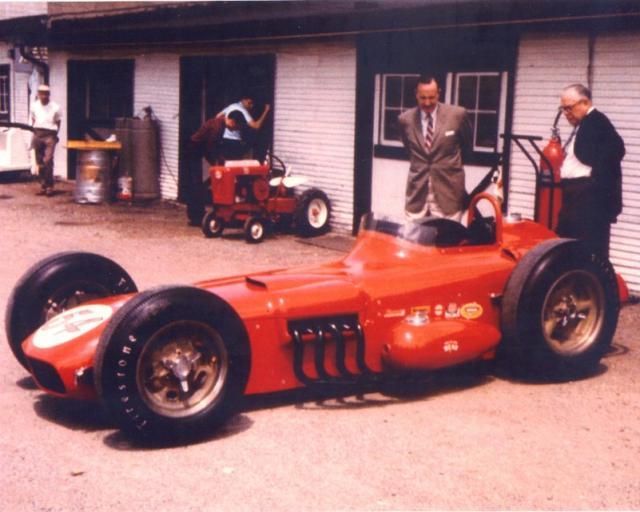SLOT Indy 500  CHENOWTH au 1/24 1960-1-1--3c7c19c