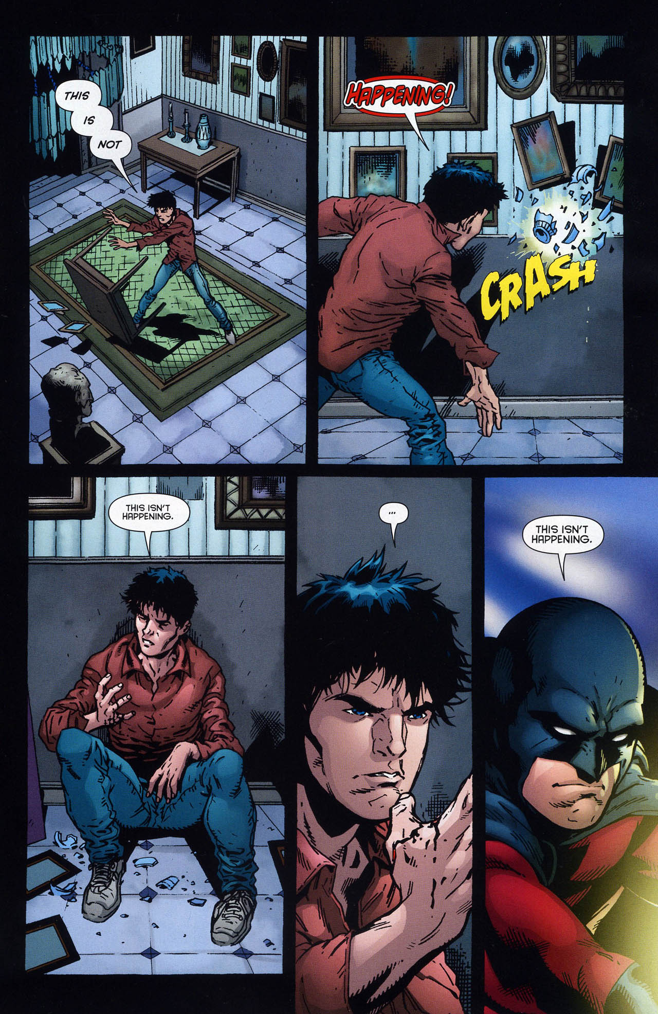 Tim Drake : Red Robin Rr12-3c807bd