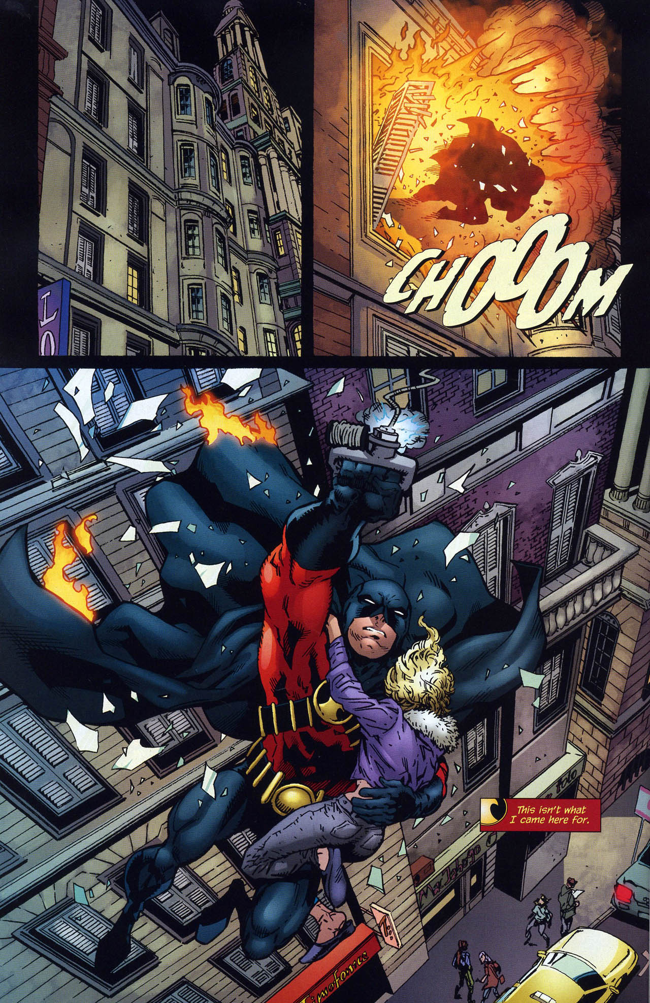 Tim Drake : Red Robin Rr6-3c80743