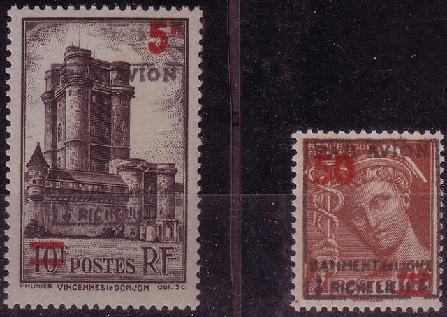 "Surcharge ""Richelieu"" Richelieu-401aa5a"