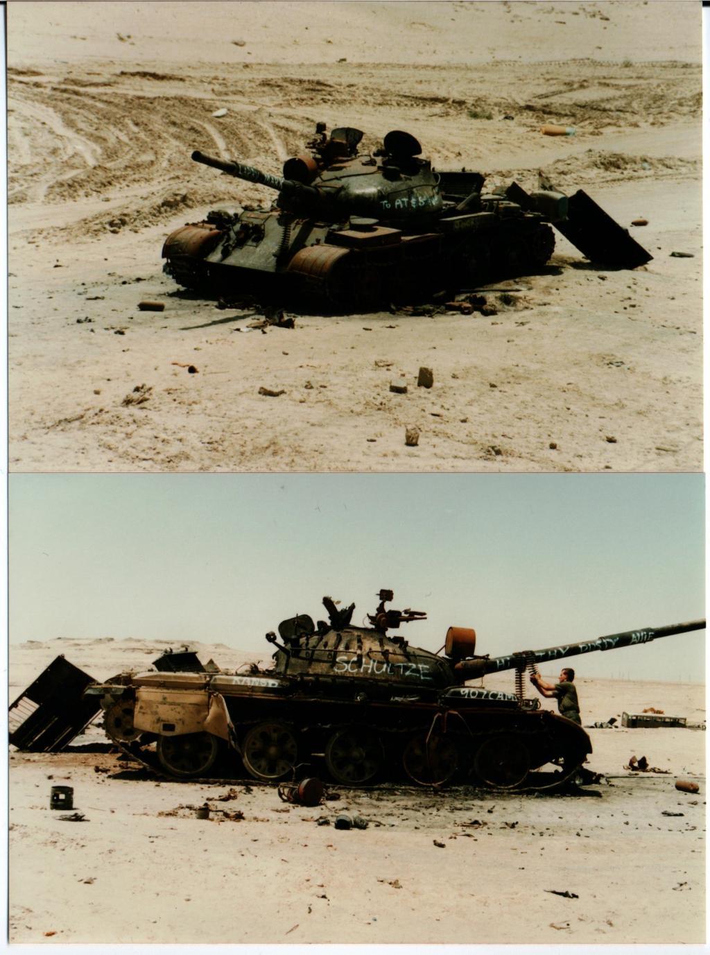 Banque d'image de la guerre du golfe Arm-e-91-002-419e769