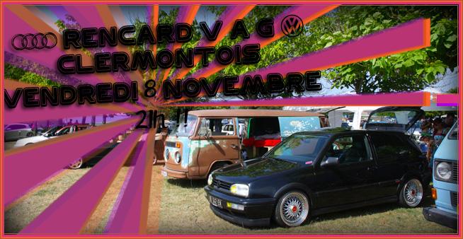 [63] Rencard V.A.G 63 //!! retour Auchan  AUbiere ******* - Page 4 Renc-nov-41f9f7f