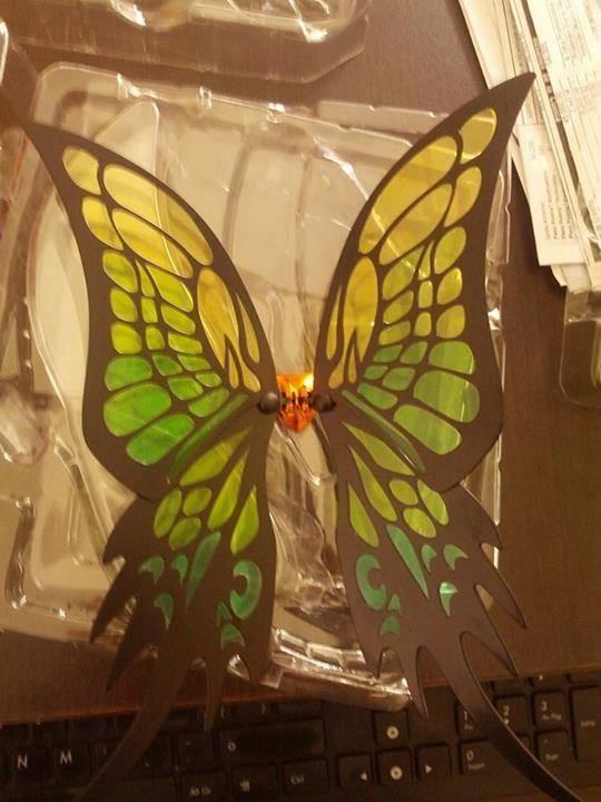 Papillon Myû Surplice Image-40fb021