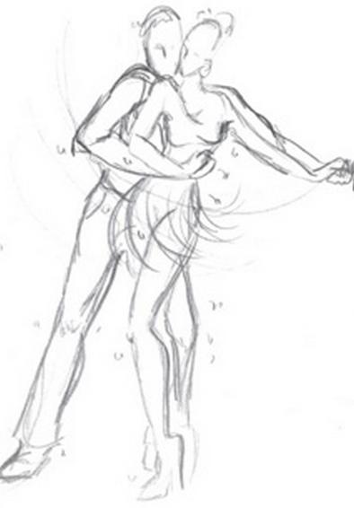 Danse de feu. Flamenco-3f8a4b9