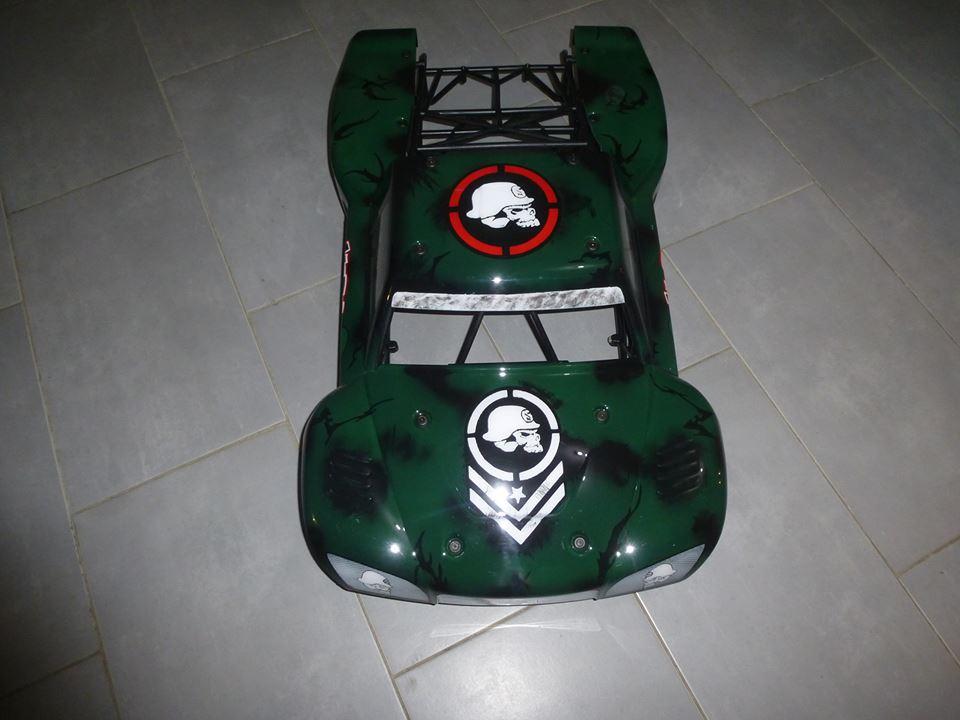 Carro de Losi peinte pour Yoann 19-42dc22c