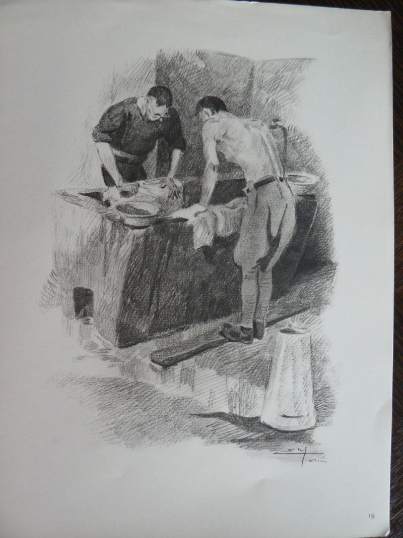 """3 séries de """"dessins de captivité"""" P1090078-42b0afa"""