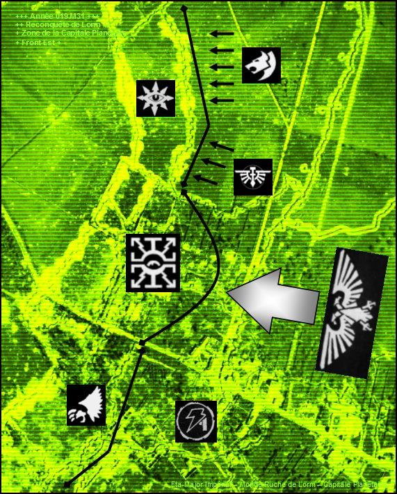 [LYON][ADEPTUS TITANICUS] 08/03/2014 - Le Siège de Lorm City Carte_etat_major-43bc7d4