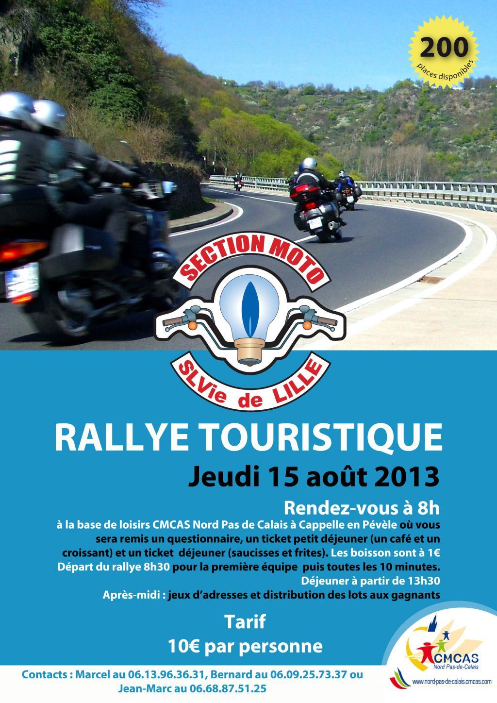 Rally touristique moto le 15 août à Cappelle en Pévèle (Nord) Rallye-moto-touristique-3fce975