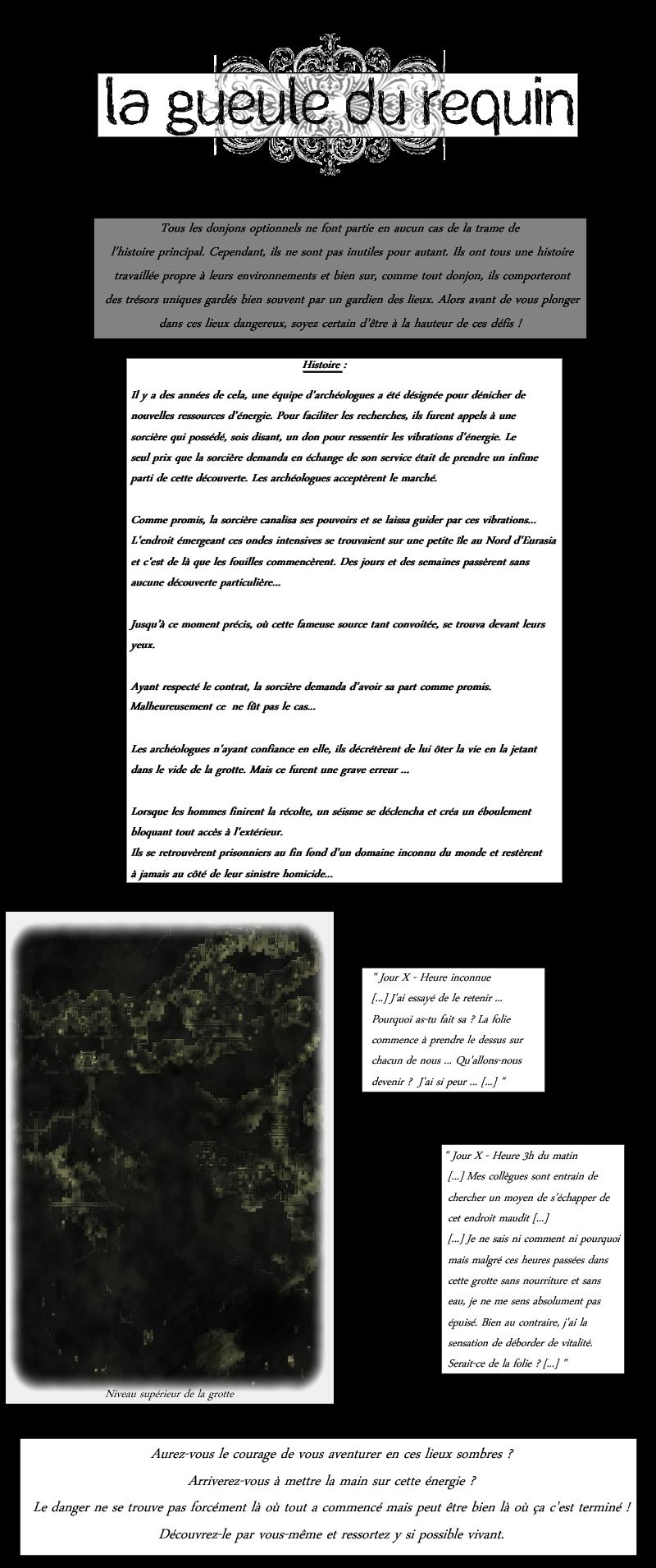 [VX] A Lost Dreamer - Les rêves oubliés Description-4301684