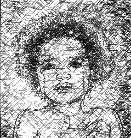 bébé. Black-3f07150