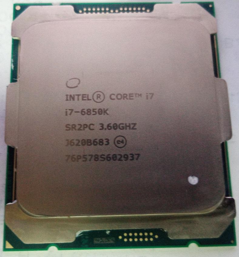 /P/ Intel 6850K socket 2011_3 + záruční list 78blrFScDP