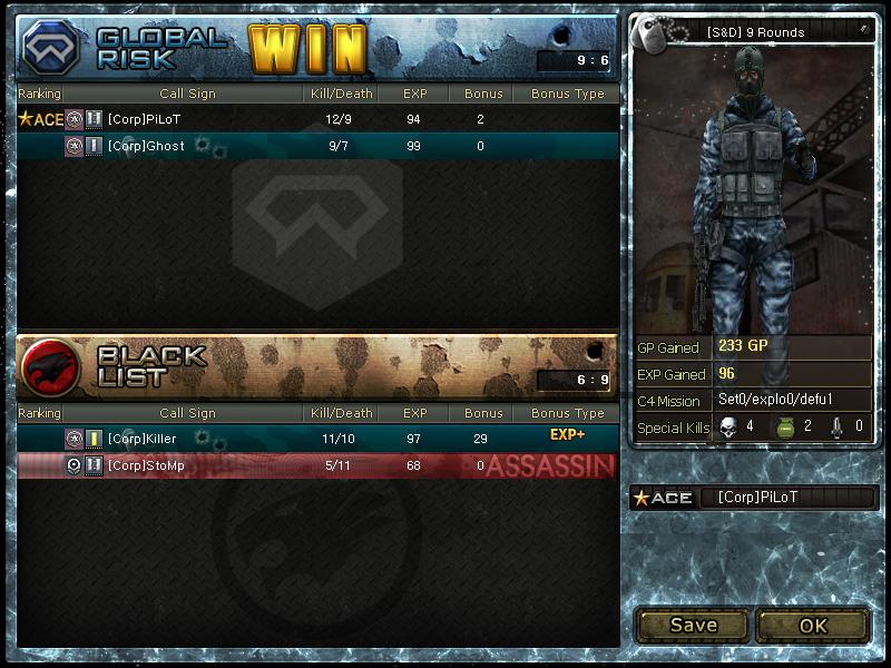 Screeny z turnajů Crossfrdr