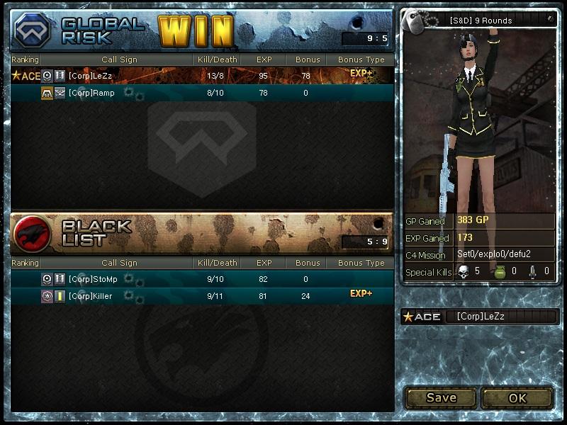 Screeny z turnajů Kolo2