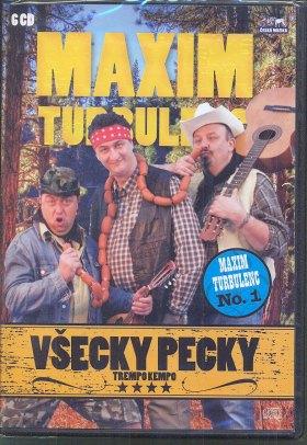 MAXIM TURBULENC - ČECHO DECHO ( 6 CD  ) Maximtioi