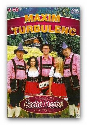 MAXIM TURBULENC - ČECHO DECHO ( 6 CD  ) Maximtoxo