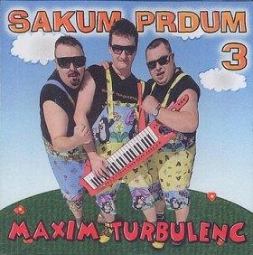 MAXIM TURBULENC - ČECHO DECHO ( 6 CD  ) Maximtpkp