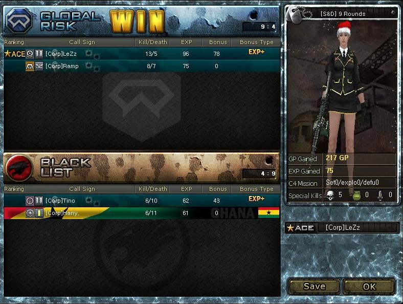 Screeny z turnajů Rampvsjcj