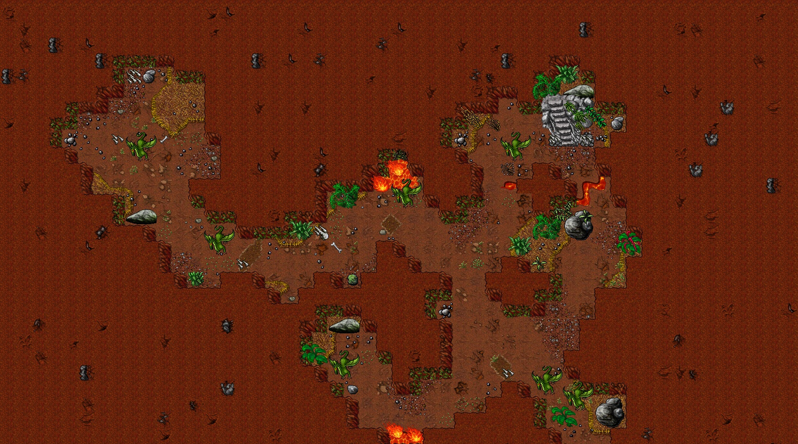 [Map] Cave Dragon 25935