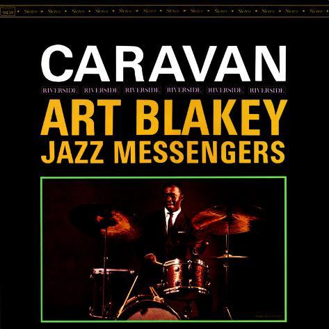 Art Blakey & The Jazz Messengers Art-blakey-the-jazz-messengers-caravan