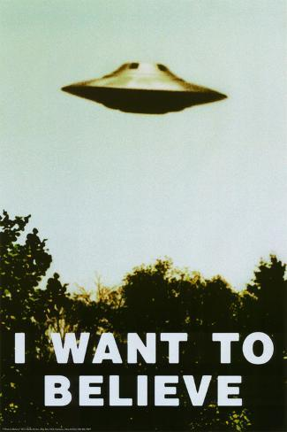 My own personal Superheroes - Page 3 The-x-files-i-want-to-believe-print