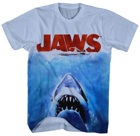 Camisetas molonas - Página 2 Jaws-hunger-from-the-deep