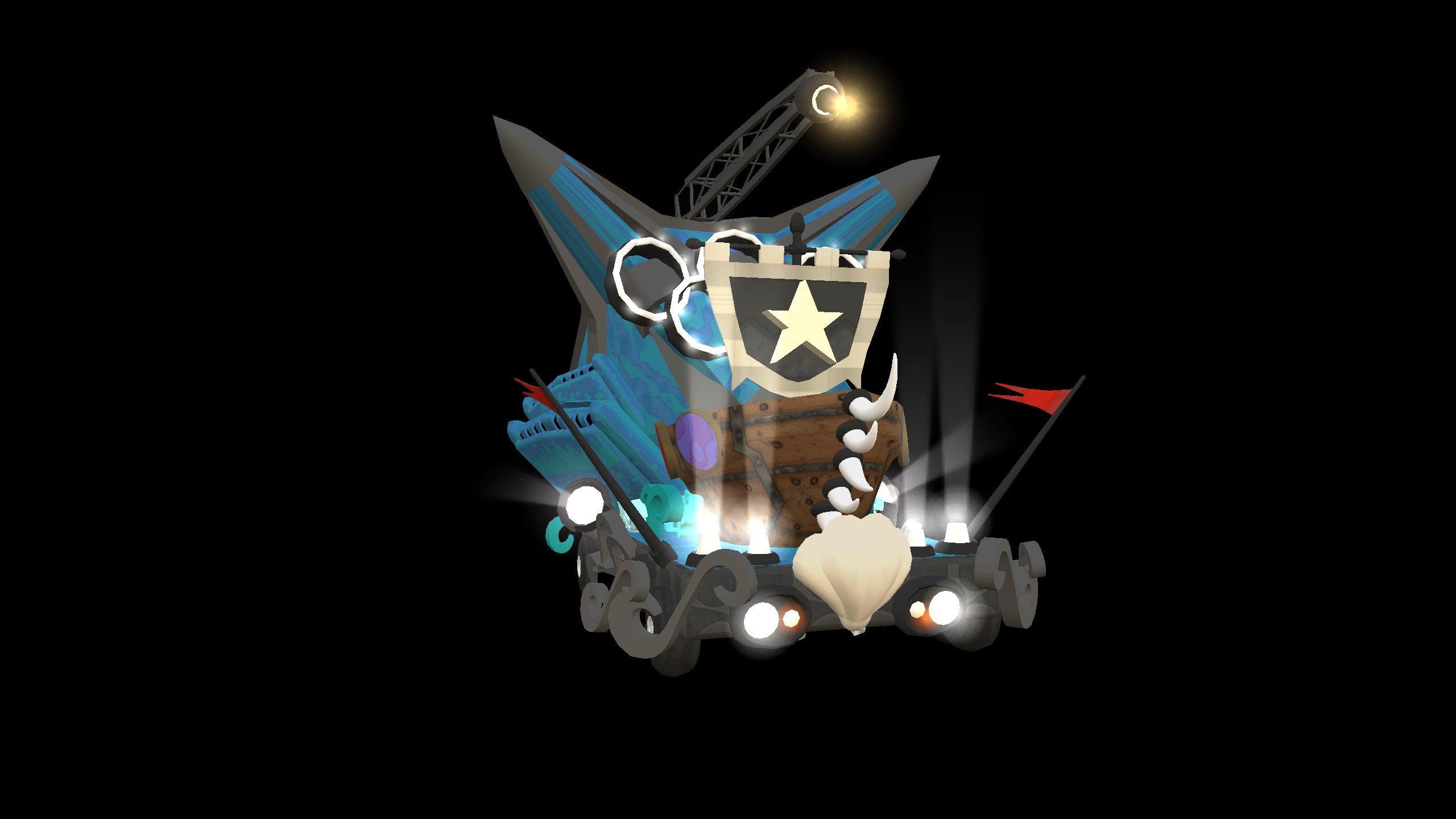 (37) Barco Pirata [O8][T] [♫] GZiegac