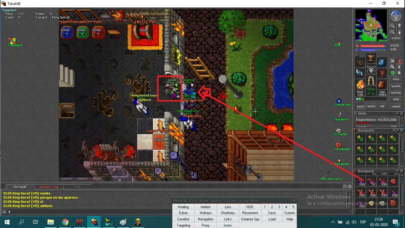 [Actions] great mana potion error JREHLV7