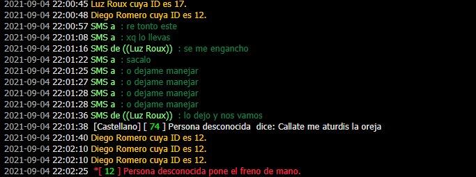 [PG + NIP + Abuso de CMD de F3 + Mal uso de /yo + MG] Diego Romero P1QBiZz