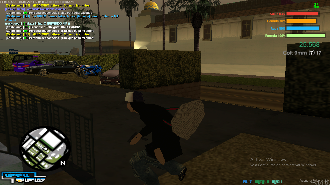 [Reporte] Jefferson_Connor NIP siendo PD - Car Kill con helicoptero. PequMyv