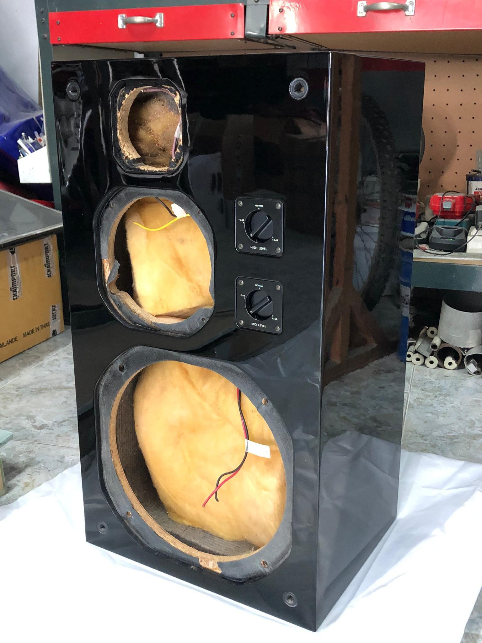 Restauracion Yamaha NS-1000m U7VJhTS