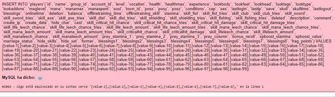Tengo problemas Con Los Samples De Vocation no puedo crear characyters UWyX7V5