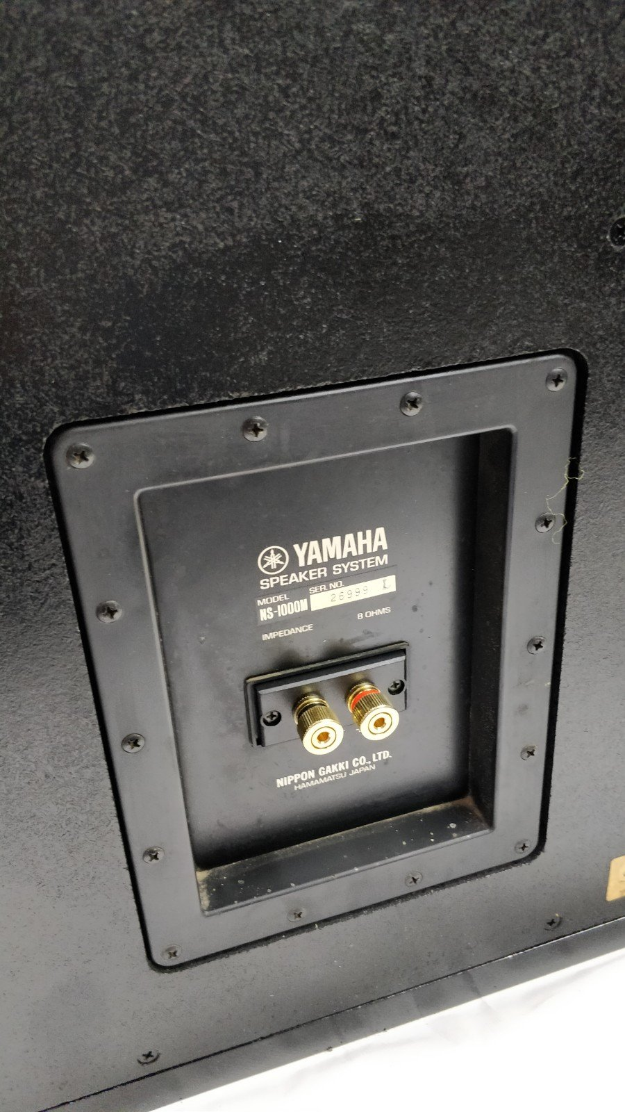 Restauracion Yamaha NS-1000m Z32uvFM