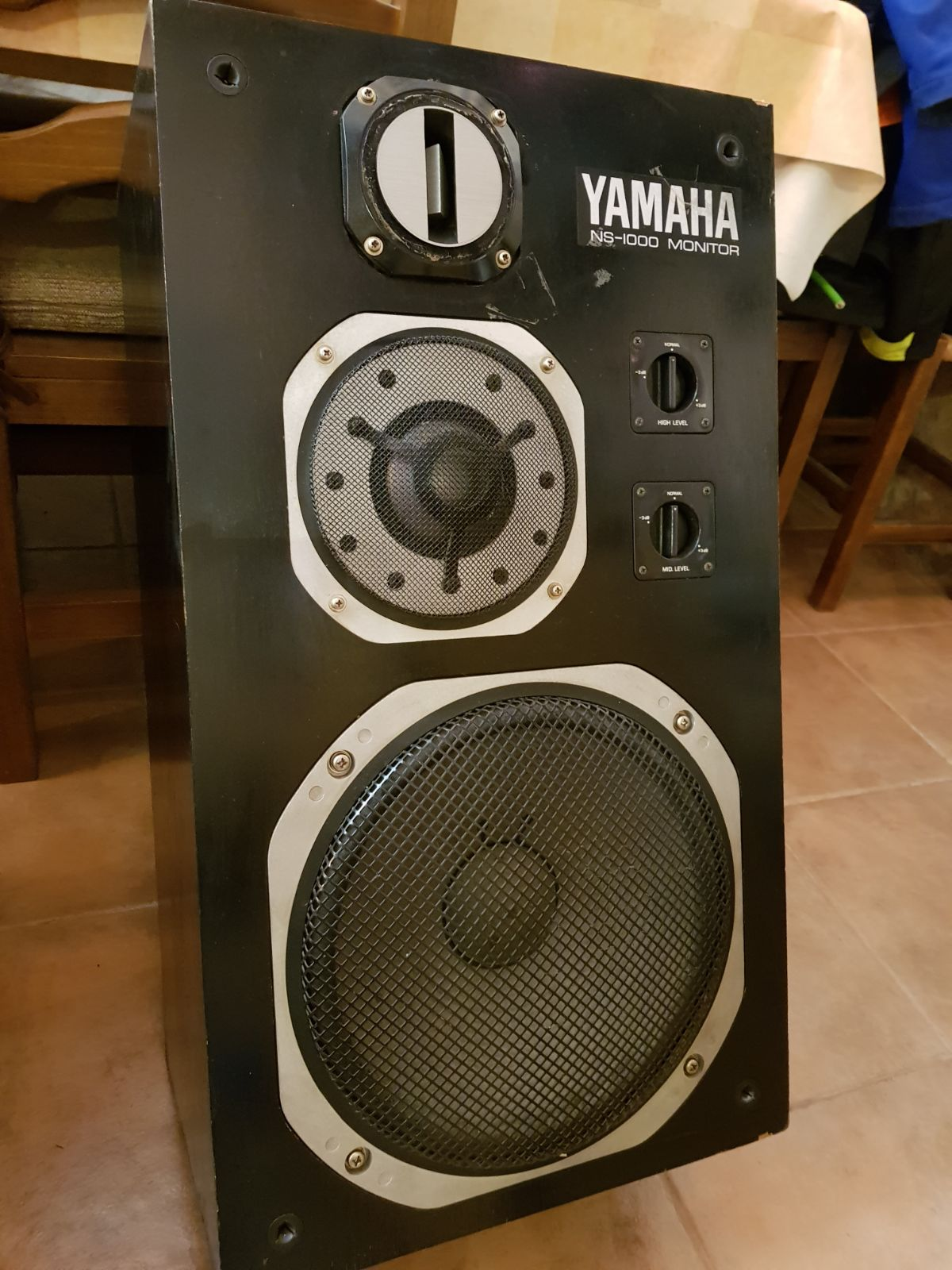 Restauracion Yamaha NS-1000m HWwZLGi