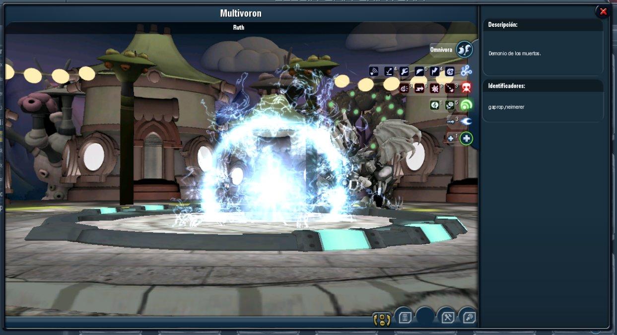 (36) Multivoron; Demonio de los muertos [♫] HmfBq9v