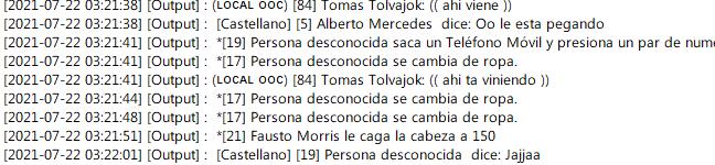 [Reporte]  Fausto Morris DM-PG-AR-HABLAR MUERTO || Alexis Luque DM IlsOvTo