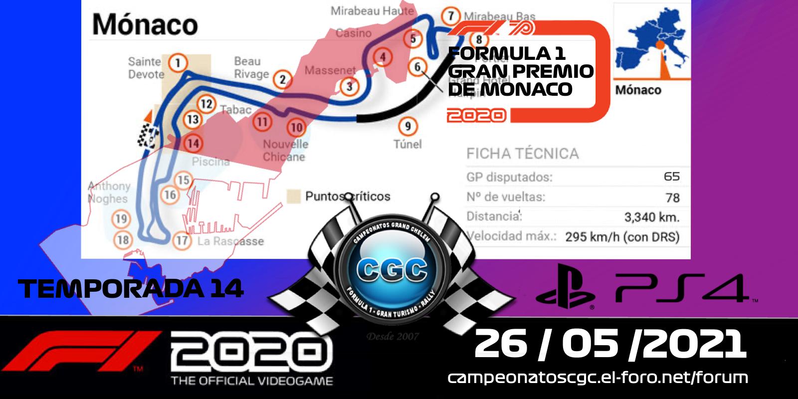 10 - GP de MONACO 26/05/2021 MS3I6BV