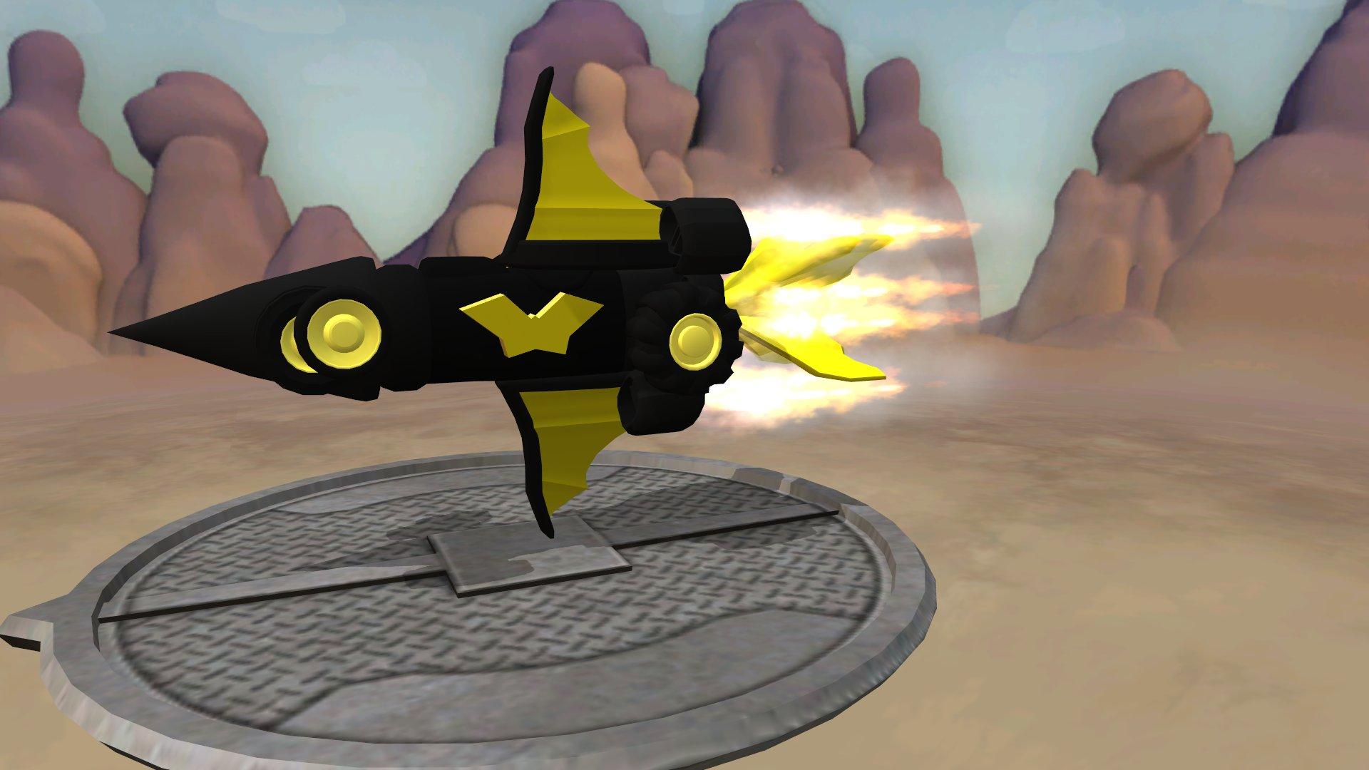 (48) Bati-cohete CAR OvtznTK