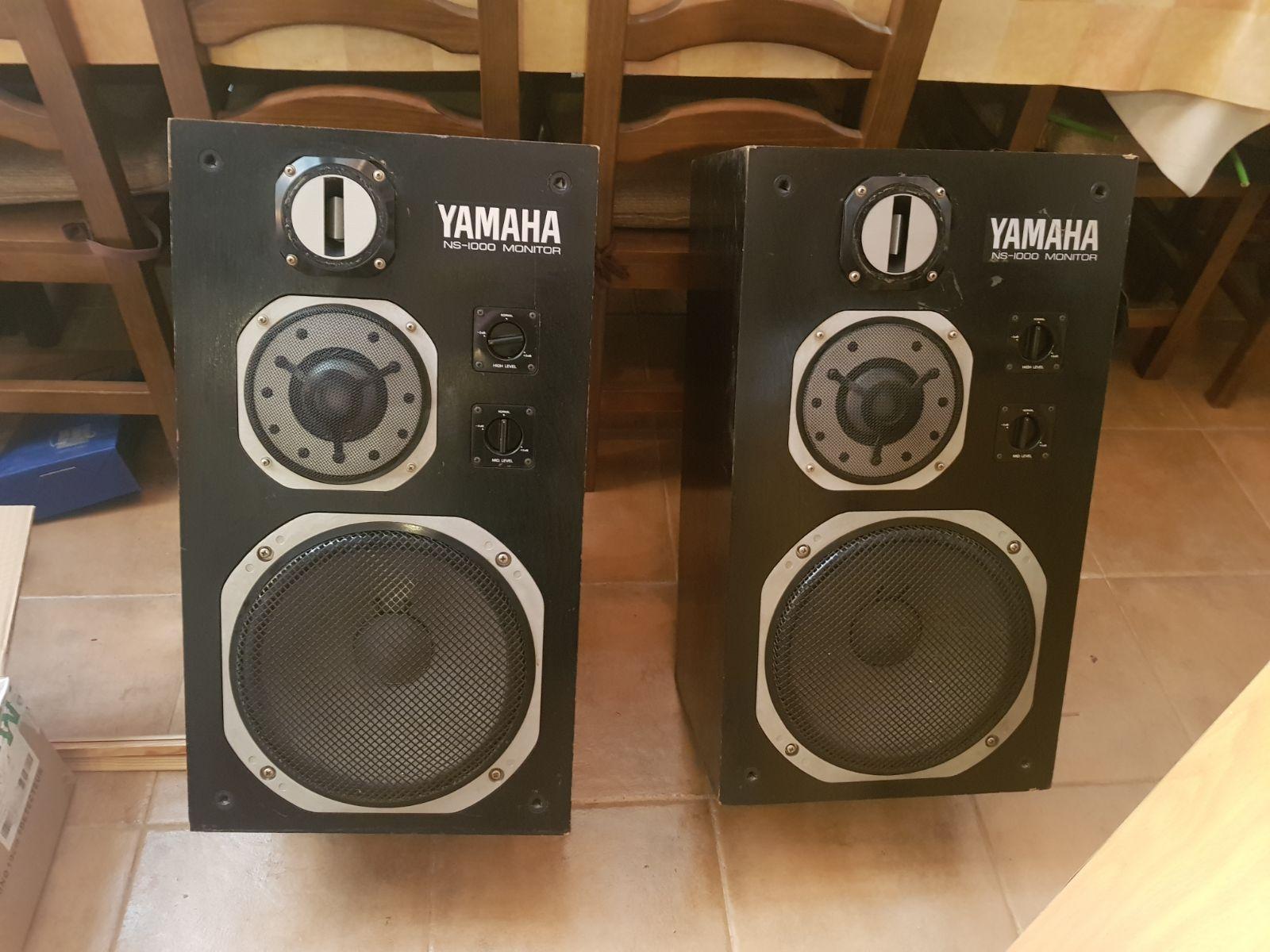 Restauracion Yamaha NS-1000m PgvmQNj