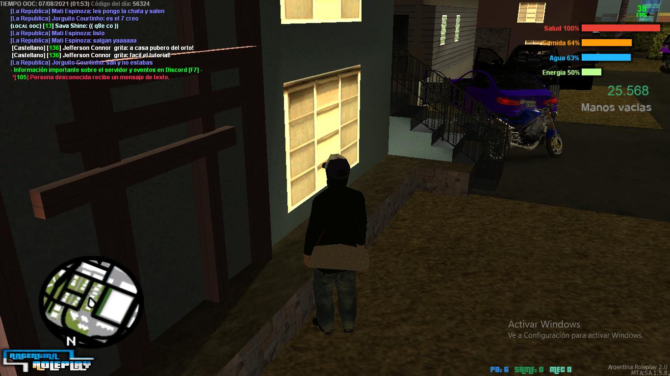 [Reporte] Jefferson_Connor NIP siendo PD - Car Kill con helicoptero. QxyMsat