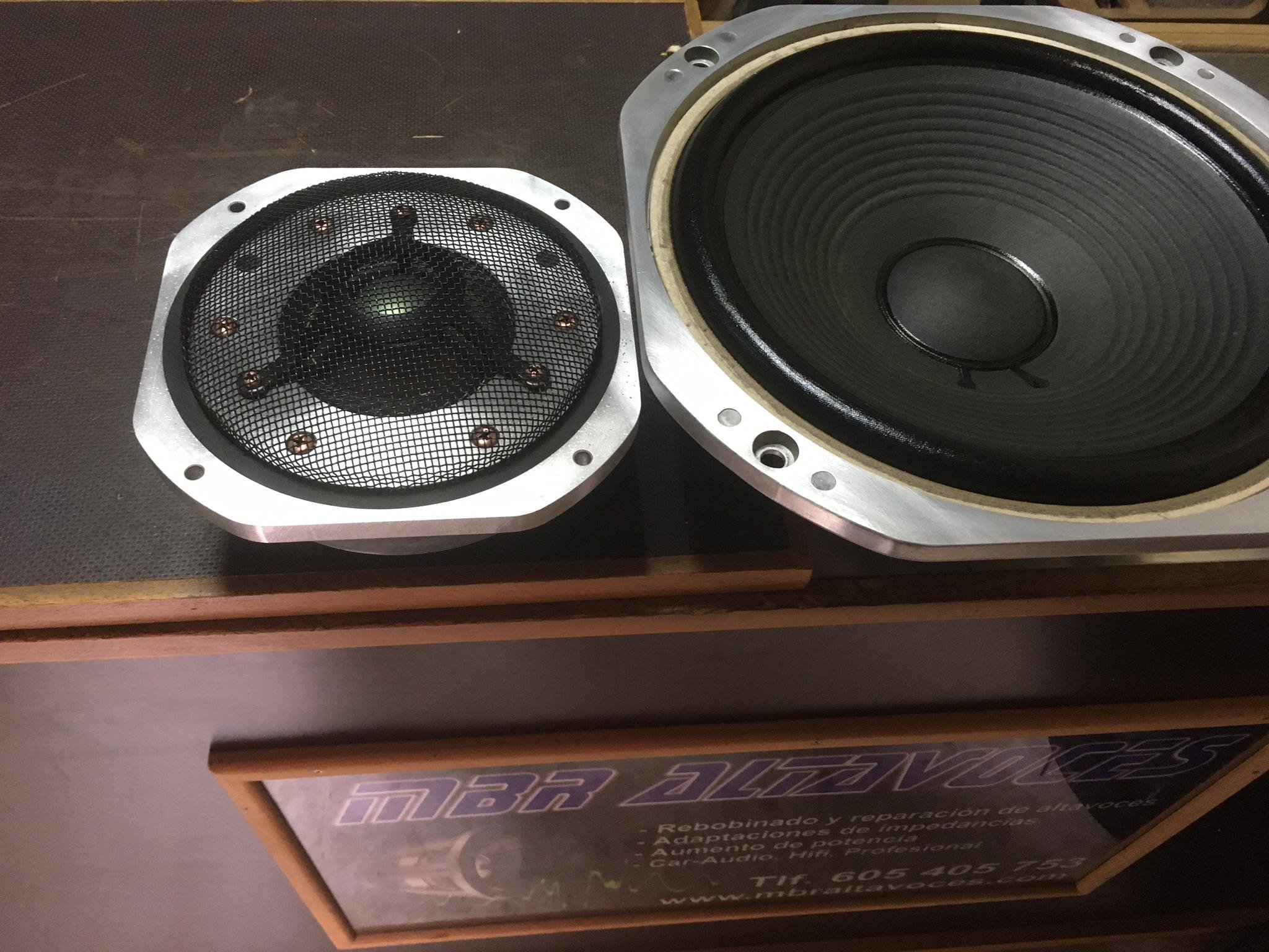 Restauracion Yamaha NS-1000m SD7MSP0