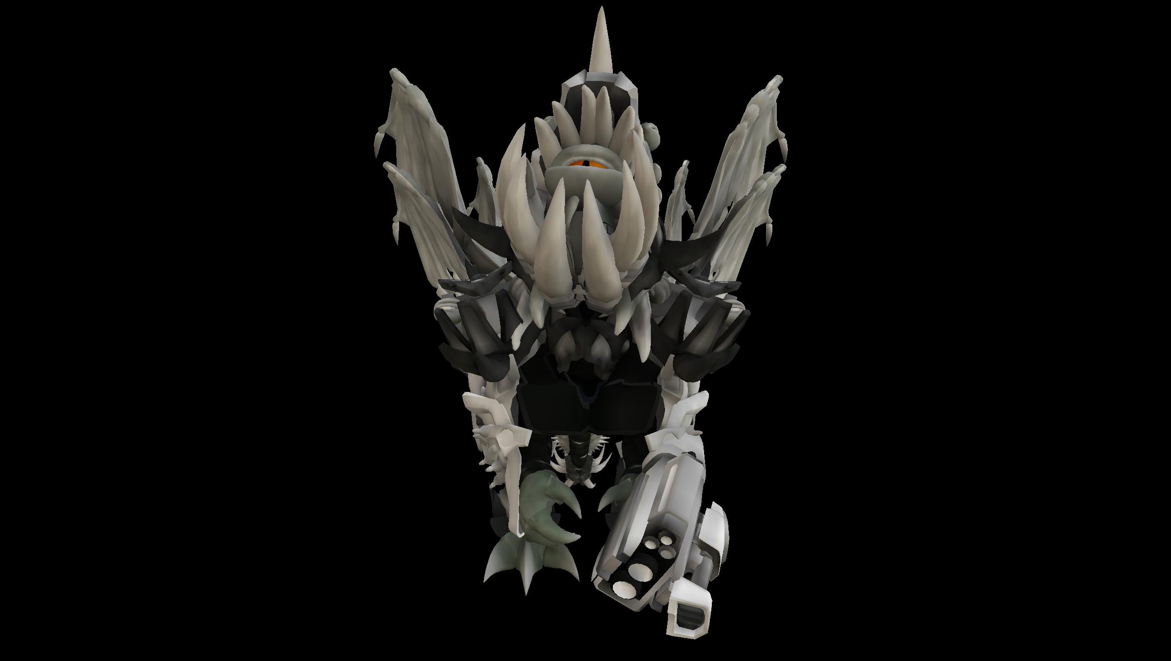 (36) Multivoron; Demonio de los muertos [♫] T1Ey32h