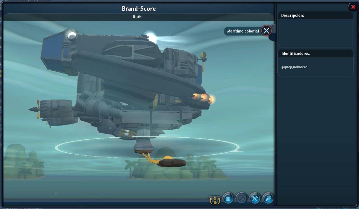 (38) Submarino Brand-Score [O8][M] [♫] T3GOnfa