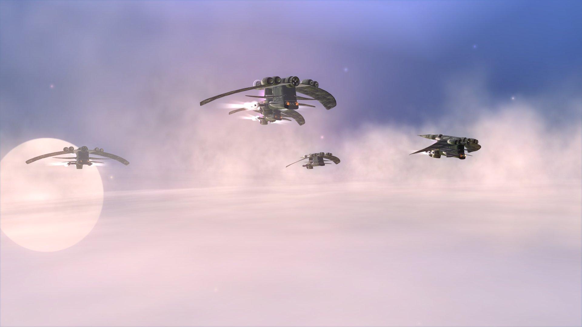 (21) Naves del imperio Neimerer T7G4DLC