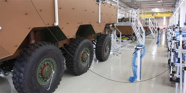 Brasil compra 86 unidades blindadas de la empresa Iveco  20130613002920313696o
