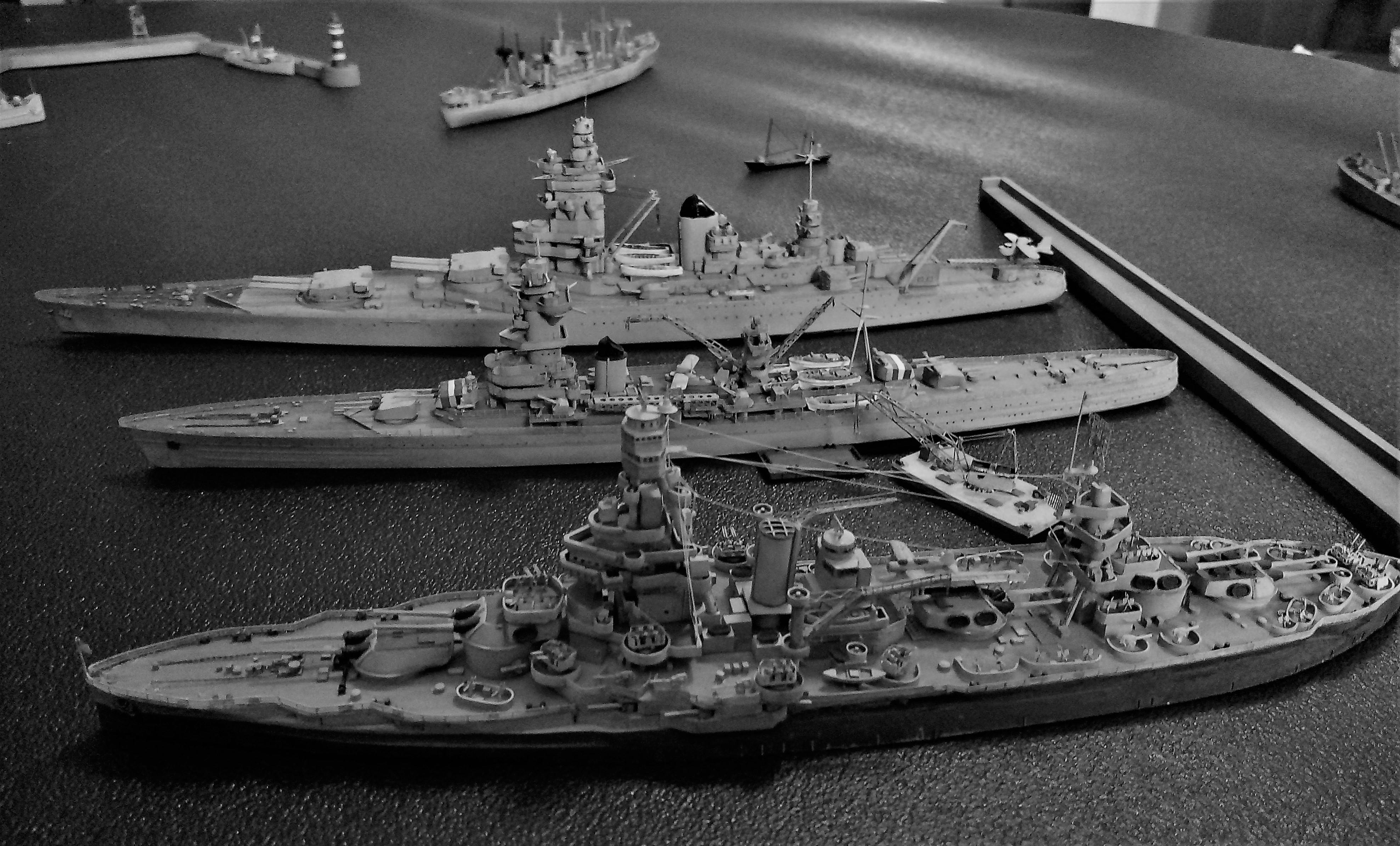 Diorama base navale 1/700 par Nesquik - Page 4 CgNKVuF68