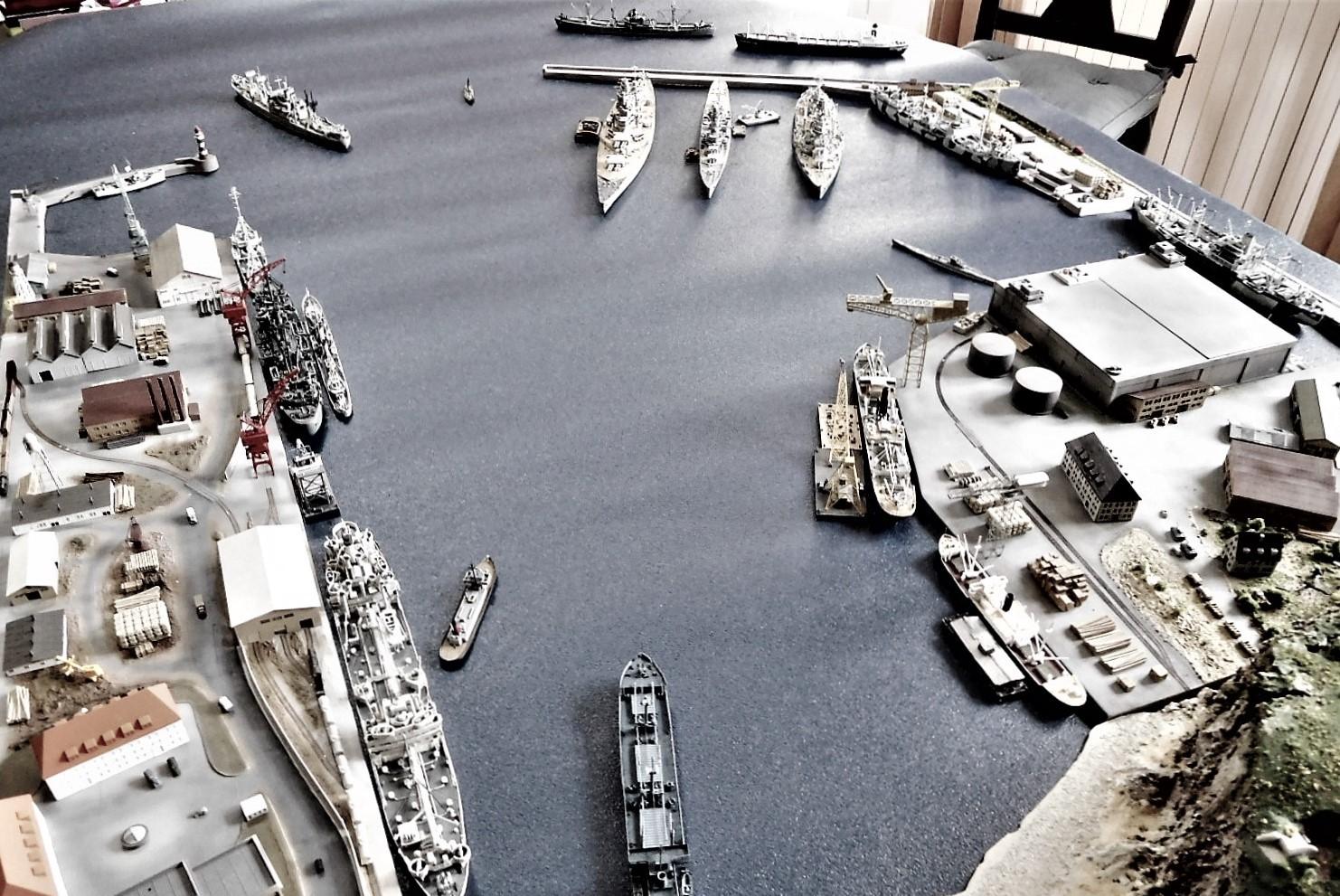 Diorama base navale 1/700 par Nesquik - Page 4 O7IH5bLg