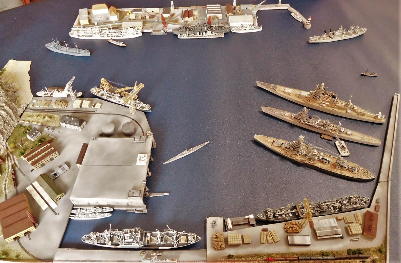 Diorama base navale 1/700 par Nesquik - Page 4 CJAC41ivV