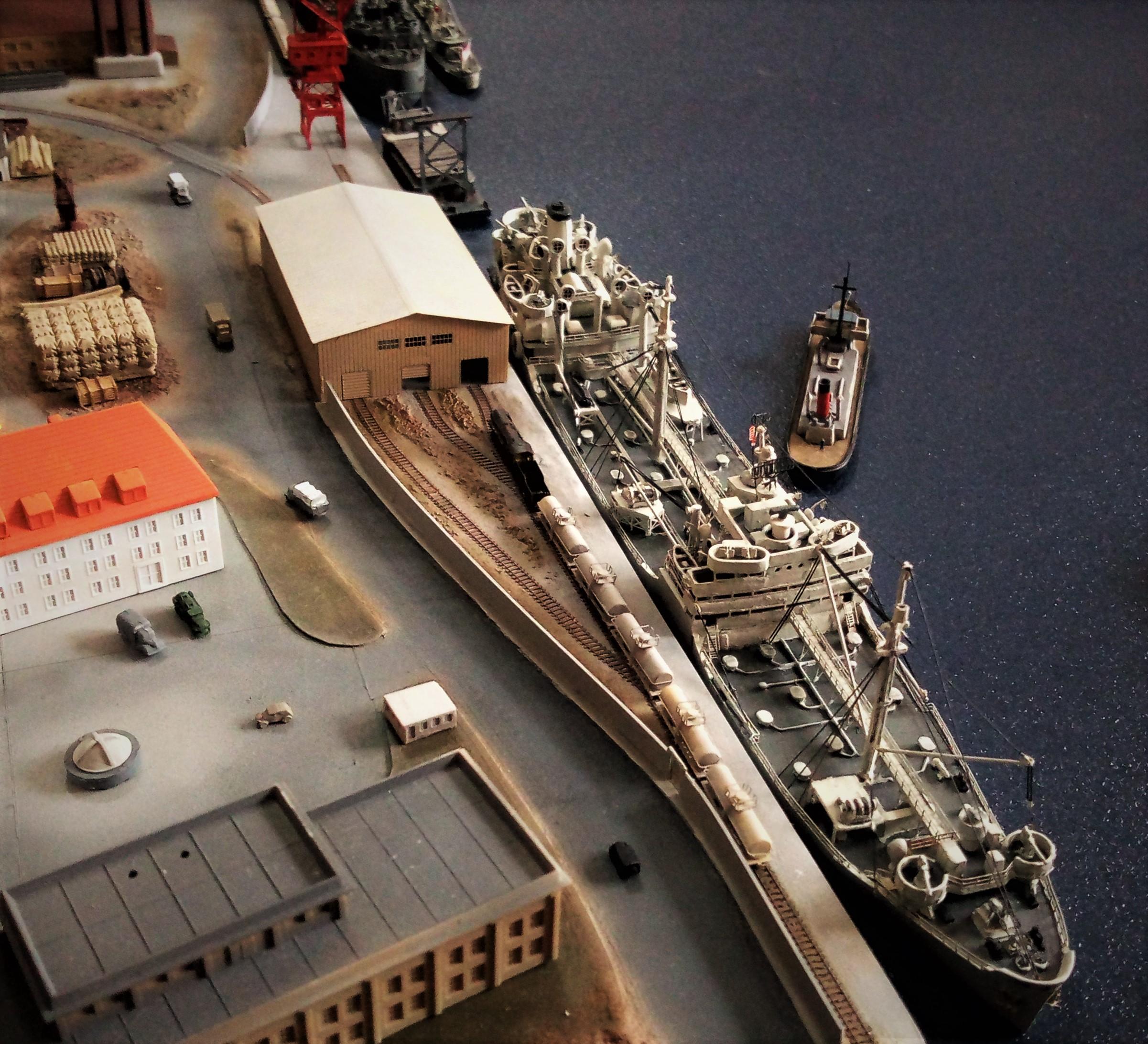 Diorama base navale 1/700 par Nesquik - Page 4 E5qZMo3wA